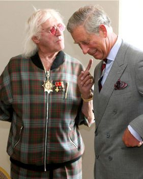 BDTN Breaking Down The News : The Prince and the Pedophile: What Are Charles' Connections to Jimmy Savile OBE?