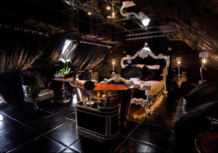 Beauty in Darkness - Crazy Bear Hotel - Beaconsfield UK