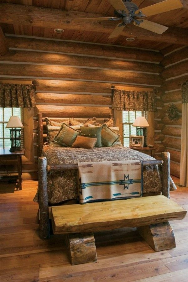 29 Wonderful Rustic Furniture Plans To Accent A Cottage
