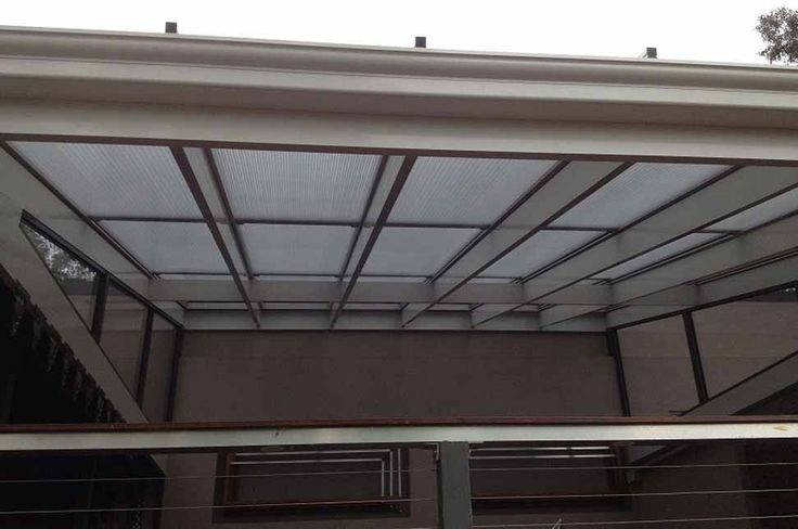 Retractable Roof - Residential - Closed