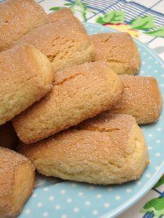 le ricette in cucina di patatina: biscottoni al latte (perfetti per l'inzuppo)