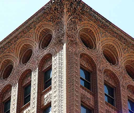 the study of guaranty building Guaranty building, buffalo, new york - dankmar adler and louis sullivan find  this pin and more on archi  modern architectural theory: a historical survey.