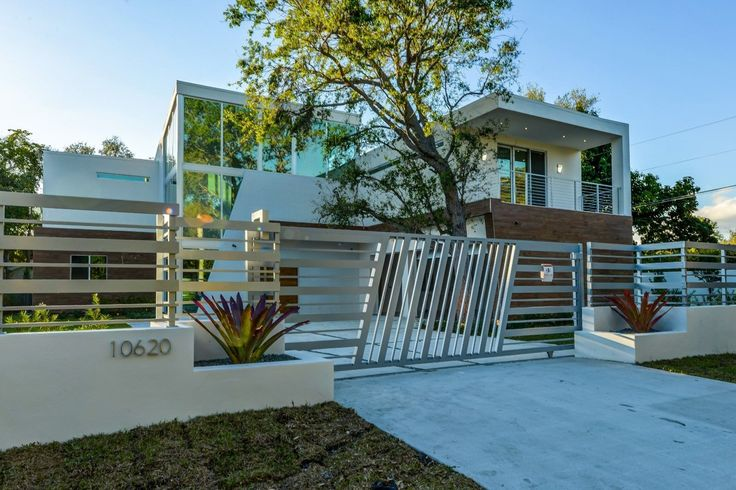 In the prestigious neighborhood of Pinecrest. An Elegant lifestyle defined by attention to detail.Exclusive 2 Story Master piece. Open Flowing Floor P... #built #sale #house #modern #ultra #miami