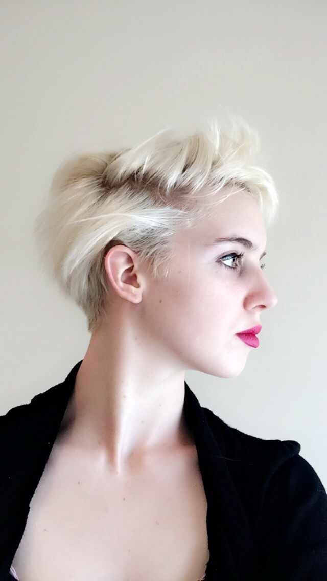Fine 1000 Ideas About Short Platinum Hair On Pinterest Platinum Hair Short Hairstyles Gunalazisus
