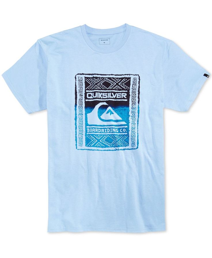 Quiksilver Men's Walled Up Graphic-Print T-Shirt