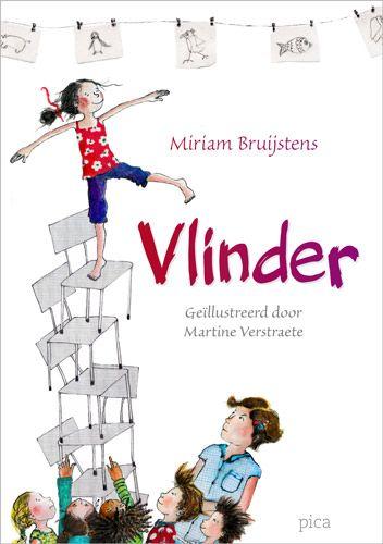 Vlinder - 'Vlinder is echt een boek dat je in één adem uitleest. Dat komt omdat het zo verschrikkelijk herkenbaar is. Schrijfster Miriam Bruijstens is er dan ook meer dan goed in geslaagd om te verwoorden hoe ADHD voor het kind zelf voelt.'
