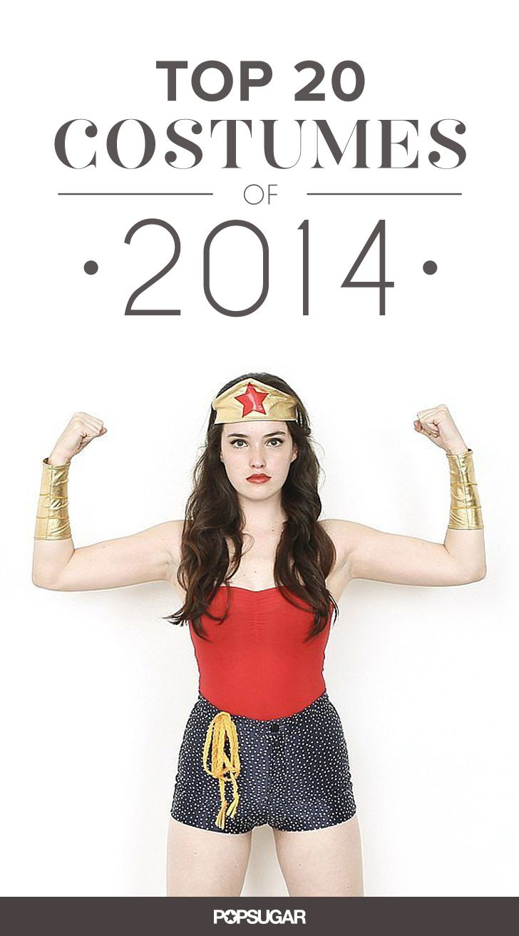 DIY It: The 20 Most Popular Costume Ideas of 2014