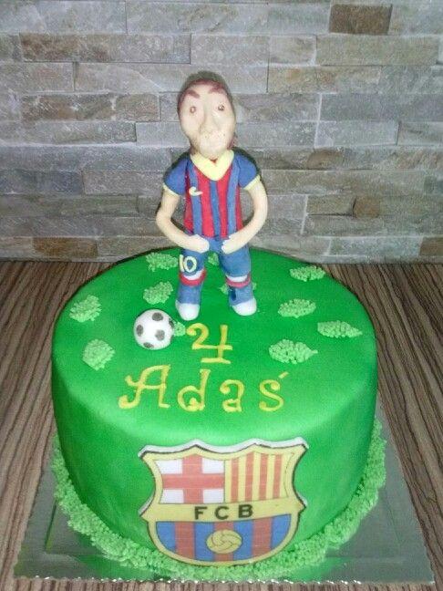 Cake Fc Barcelona
