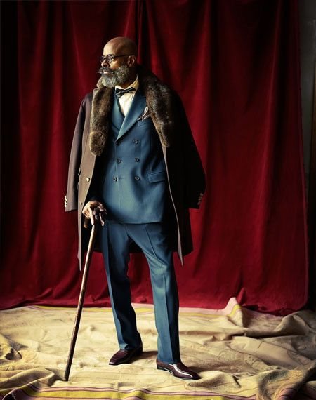 Funky fresh #grandpa  #Menswear  Credit polluteyourbritches@tmblr