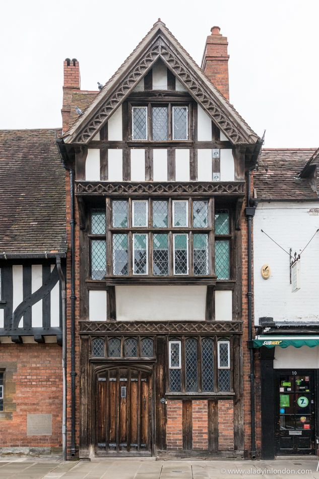 Weekend In Stratford Upon Avon The Best Things To See And Do In 2020 British Architecture Architecture Tudor House