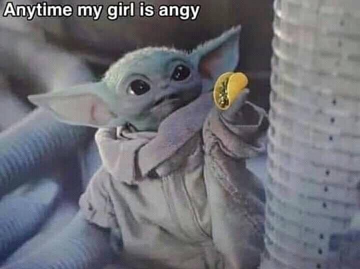 Pin By Annalee Sesco On Baby Yoda Yoda Funny Yoda Meme Snoopy Cartoon