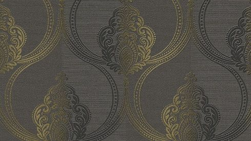 Meer dan 1000 idee n over zwart goud op pinterest gouden achtergrond art deco patroon en art deco - Behang zwart en goud ...