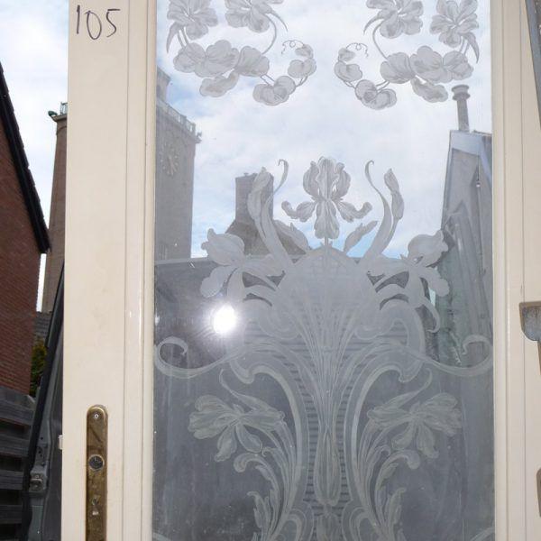 Mooie_deur_Art_Deco_stijl_LEEN_Oude_bouwmaterialen_deuren_antiek_Deuren_Portaaldeuren_100_70_101626