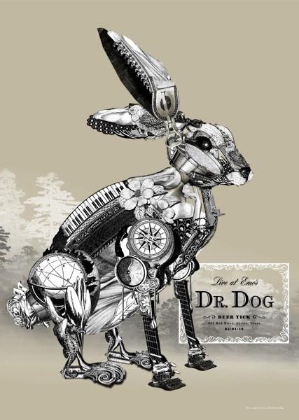 Dr. dog - rabit