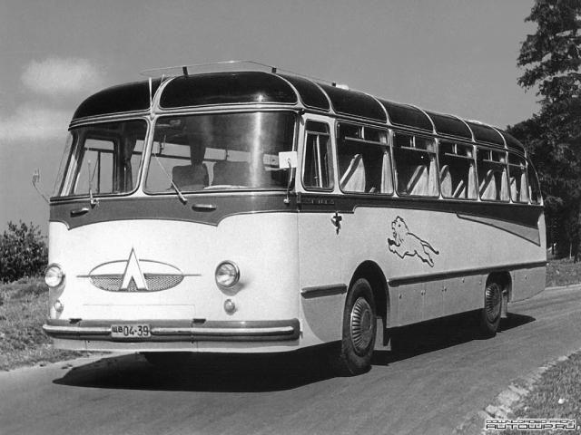 "ЛАЗ-697 ""Турист"" (1958 год) | GM-Клуб :: Просмотр темы - Автоэкзотика"