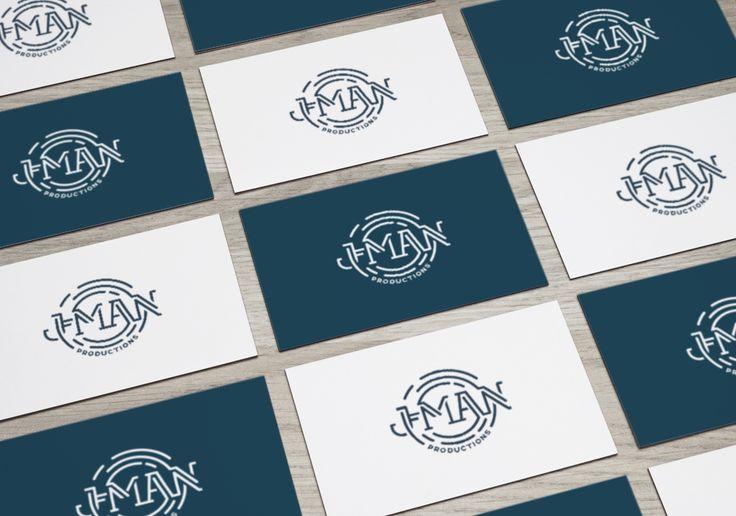 J-Man Productions branding project