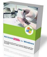 Recover Data for Windows is one of the apt recovery applications, which is capable of retrieving data or information from hard drive malfunctions, system failure, operating system crash, booth records corruptions, logical/physical damages, etc.