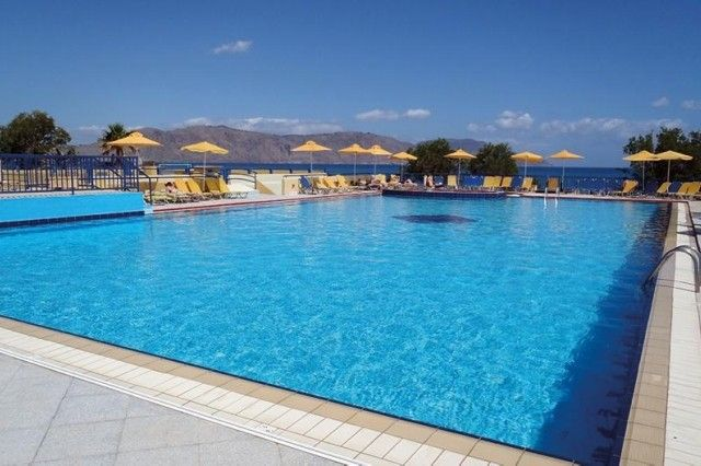 Hotel Kavros Beach, recenze hotelu, dovolená a zájezdy do tohoto hotelu na Invia.cz