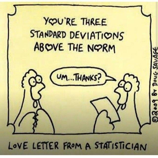 Statistician statistics mathjoke haha humor math meme joke pic mathmeme funnypics pun ...