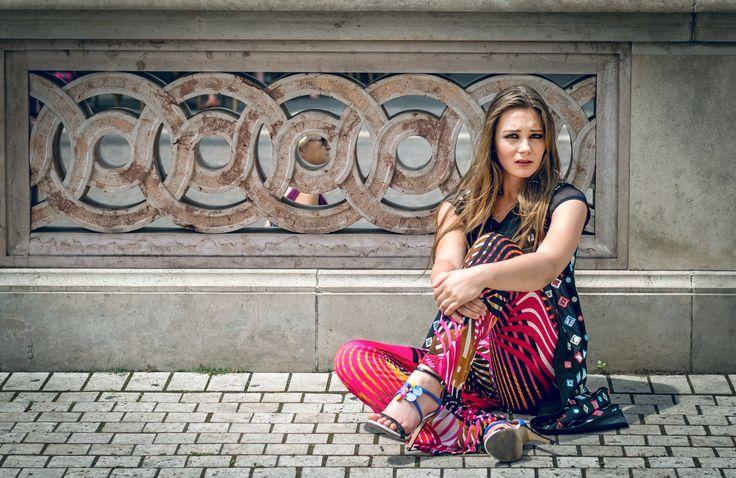Style:Csilla Laczik (LAMA fashion) Photo: Istvan Marosvölgyi (M86 photo art)