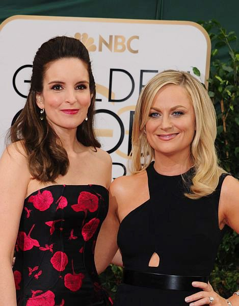 Back to host their third Golden Globes on Sunday, BFFs Tina Fey and Amy Poehler are sure to skewer and rib the Hollywood elite. But we've rounded up their best riffs on each other.