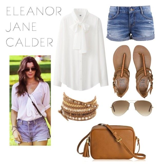 """Eleanor Jane Calder inspired outfit"" by inthesummer on Polyvore"