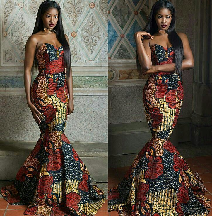 30 Best Kitenge Designs For Long Dresses 2020 Kitenge Styles African Prom Dresses African Clothing Styles African Fashion Designers