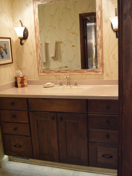 132 best images about bathroom on pinterest bathroom for Earthy bathroom designs