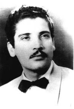 """Daniel Santos (February 5, 1916 – November 27, 1992) was a singer and composer of boleros, and an overall performer of multiple Caribbean music genres, including guaracha, plena and rumba. Over the course of his career he adopted several names created by the public and became known as """"El Jefe"""" and """"El Inquieto Anacobero""""."""
