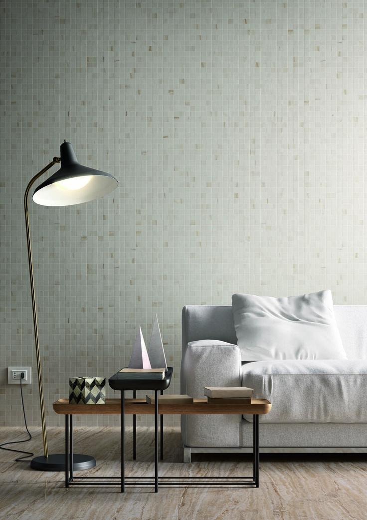 #Marazzi | #Allmarble | #porcelain | #tiles | #livingroom | #marbleeffect | #home | #floor | #walls