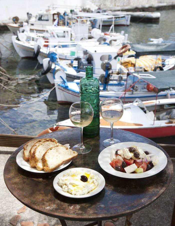 Greek Salad - L'île de Sifnos