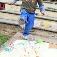 list of gross motor skills activities