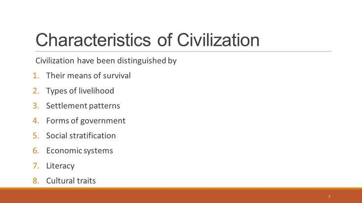 Characteristics Of Civilization Worksheet 8 Features Civilization Worksheet Pro Character Development Worksheet Kindergarten Math Worksheets Worksheet Template