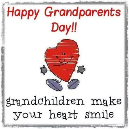 what month is grandparents day