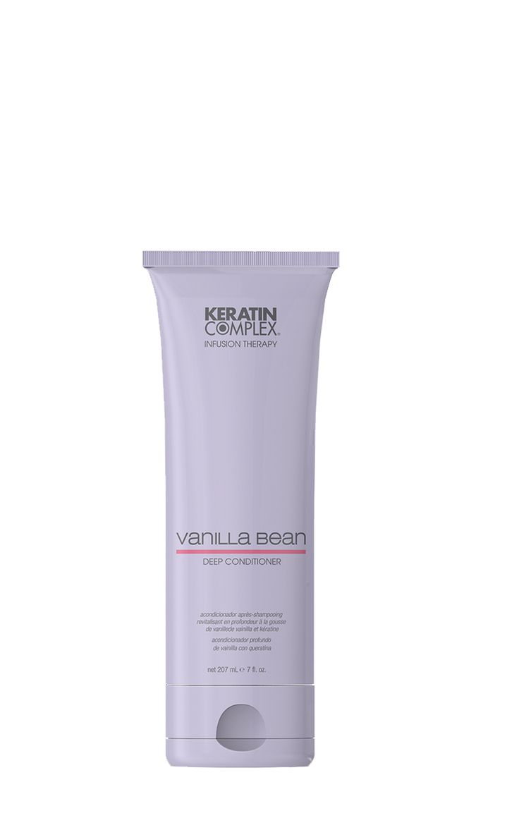Keratin Complex Vanilla Bean Deep Conditioner ($25): get rich, conditioning for your softest holiday hair yet, aromatherapy vanilla bean scent with optimal nourishment for thirsty hair