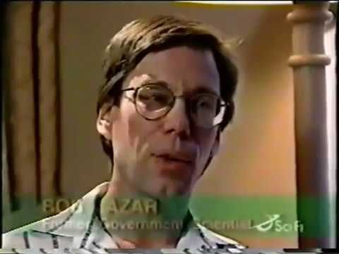 SciFi Channel UFO Documentary featuring James Doohan and Bob Lazar