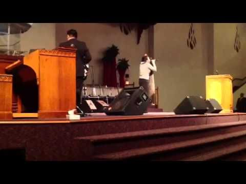 pentecostal sermon on prayer