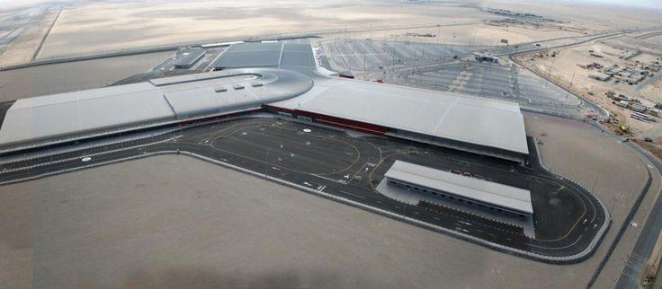 Al Maktoum International Airport 4th Biggest Airport Project Are In Progress In Dubai