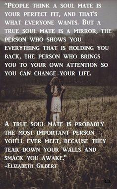 Soul Mate Quotes on Pinterest   Wonderful Boyfriend Quotes ...