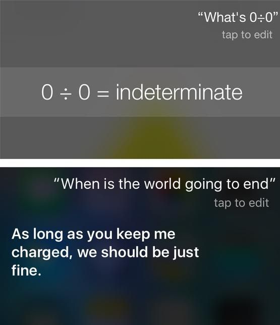 61 funny things to ask Siri on iPhone, iPad - Features - Macworld UK