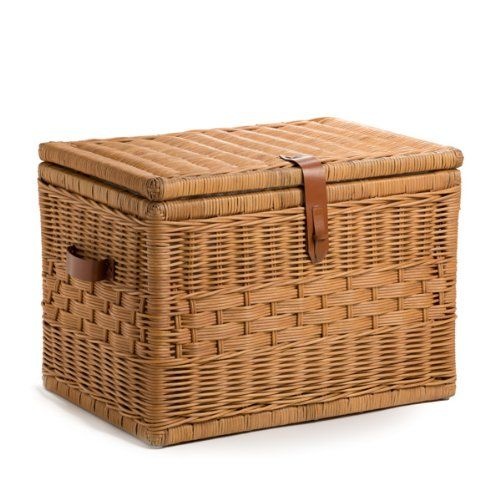 Best 25 Wicker Storage Trunk Ideas Only On Pinterest Natural Game Room Furniture Wicker