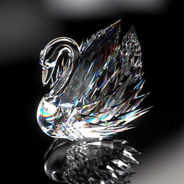 Swarovski Swan