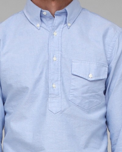 oxford pop over from the new england shirt co.