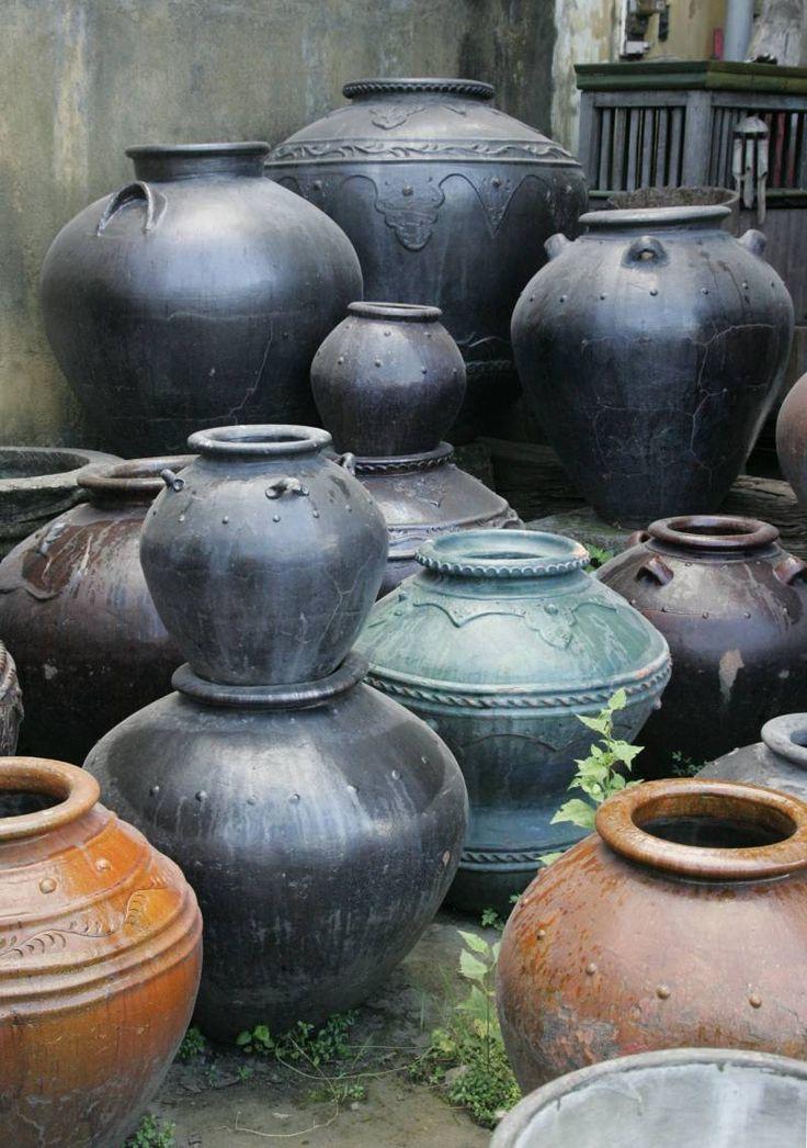 Earthenware pottery Denpasar Bali