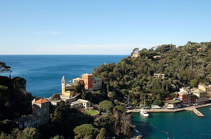Vacation Apartment for Rent in Portofino, Liguria | Italy Vacation Villas