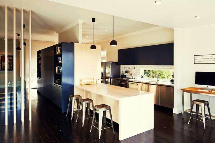 Solari Architects - Wadestown House - kitchen