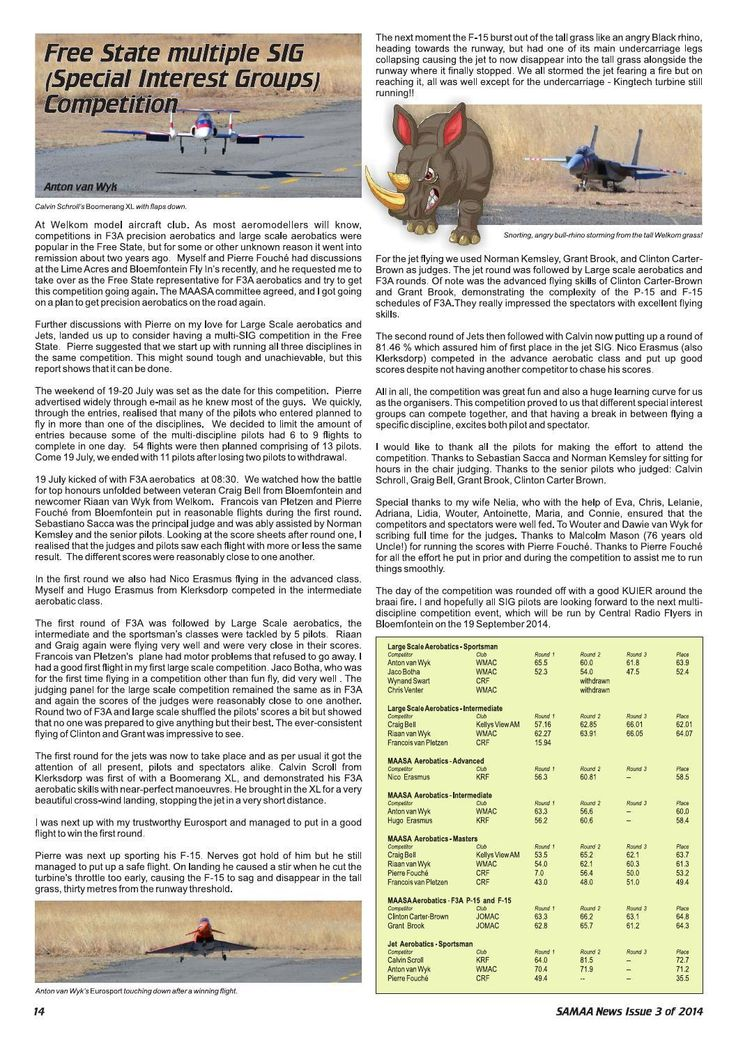 SAMAA News - Issue 3 for 2014 (15 of 25)