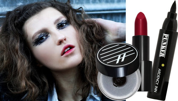 Ardency Inn cosmetics. Inspired by women of indie rock and Cochella with names like Encore Long PLay Lip Color and Punker One Stroke Liquid Eyeliner.: Lip Colors, One Stroke, Indie Rock, Lips Colors