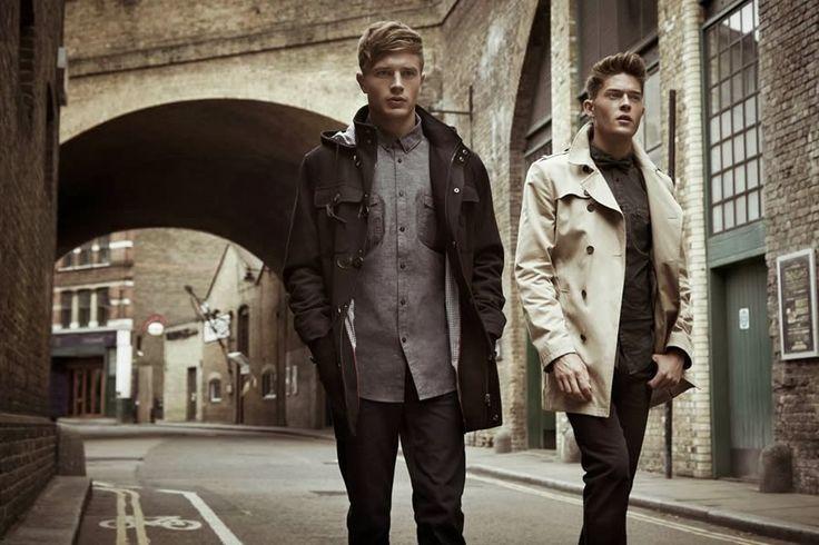 Male Fashion Trends: Ben Sherman se inspira en el caballero inglés para su colección de invierno