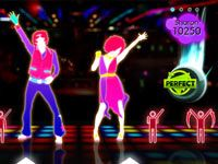 Real dance move within Just Dance 2 is my favorite game to play on the wii. Ever since i got a wii, me and my friends have been playing just dance on it! I even played it with my french exchange student!